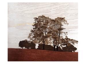 Heath Trees by Phil Greenwood