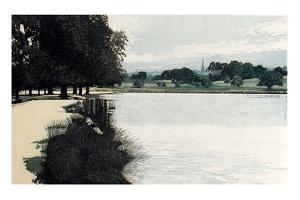 Lake Walk by Phil Greenwood