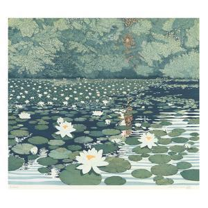 Lilies by Phil Greenwood