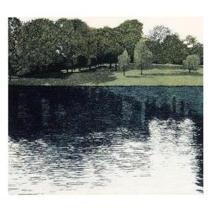 Park Lake by Phil Greenwood