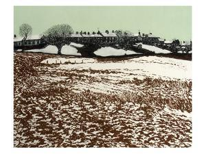 Snowfield by Phil Greenwood