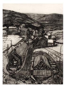 Upper Corris by Phil Greenwood