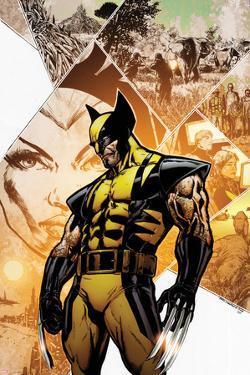Savage Wolverine #12 Cover: Wolverine by Phil Jimenez