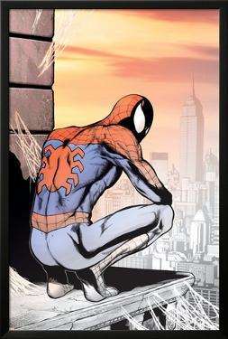 Spider-Man: Swing Shift Directors Cut Cover: Spider-Man by Phil Jimenez