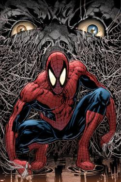 The Amazing Spider-Man No.553 Cover: Spider-Man by Phil Jimenez