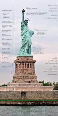 Statue of Liberty Architecture by Phil Maier