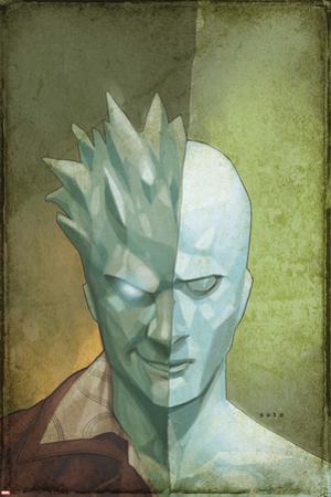 Astonishing X-Men #62 Cover: Iceman by Phil Noto