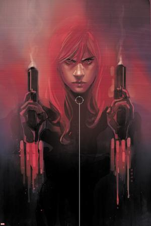 Black Widow No. 13 Cover by Phil Noto