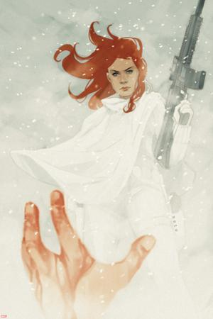 Black Widow No. 17 Cover by Phil Noto