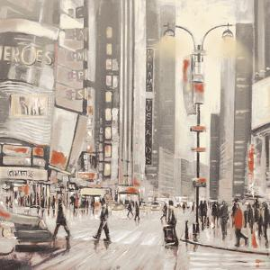 Times Square I by Phil Wilson