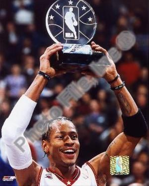 Philadelphia 76ers - Allen Iverson Photo