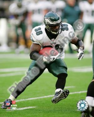 Philadelphia Eagles - Brian Westbrook Photo