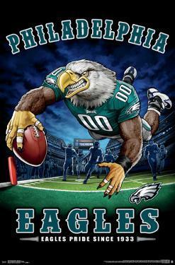 Philadelphia Eagles - End Zone