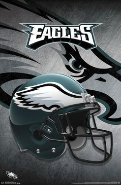 PHILADELPHIA EAGLES - HELMET 15