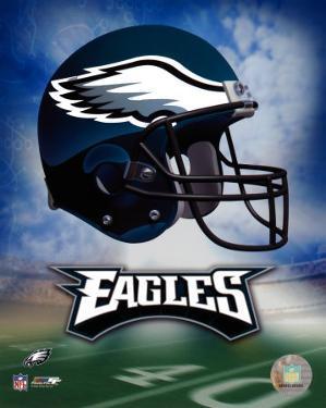 Philadelphia Eagles Helmet Logo