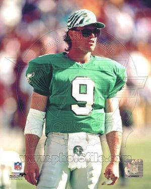 Philadelphia Eagles - Jim McMahon Photo