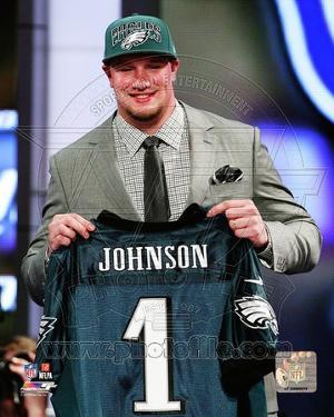 Philadelphia Eagles - Lane Johnson Photo
