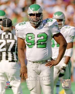 Philadelphia Eagles - Reggie White Photo