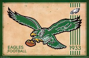 Philadelphia Eagles - Retro Logo 14