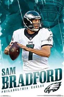 Philadelphia Eagles- Sam Bradford 15