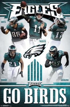 PHILADELPHIA EAGLES - TEAM 18