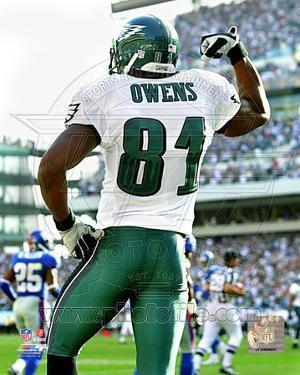 Philadelphia Eagles - Terrell Owens Photo