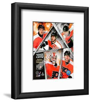 Philadelphia Flyers 2009-10 Eastern Conference Champions Team