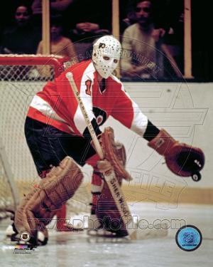 Philadelphia Flyers - Bernie Parent Photo