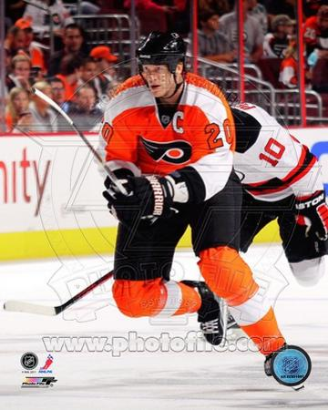 Philadelphia Flyers - Chris Pronger Photo
