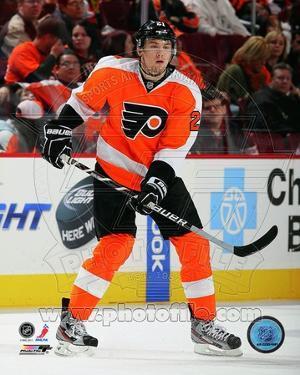 Philadelphia Flyers - James van Riemsdyk Photo