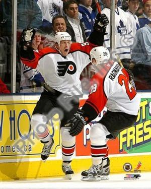 Philadelphia Flyers - Jeremy Roenick Photo