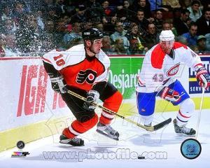 Philadelphia Flyers - John LeClair Photo
