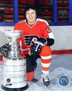 Philadelphia Flyers - Reggie Leach Photo