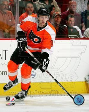 Philadelphia Flyers - Sean Couturier Photo