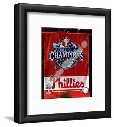Philadelphia Phillies 2008 World Series Champions