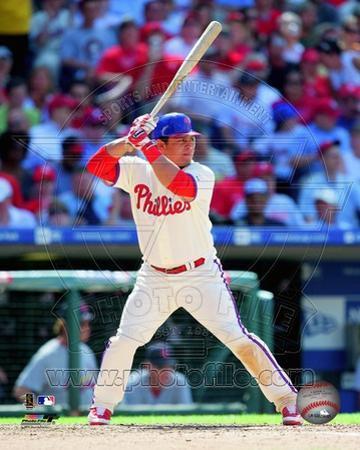 Philadelphia Phillies - Carlos Ruiz Photo