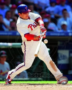 Philadelphia Phillies - Carlos Ruiz Photo