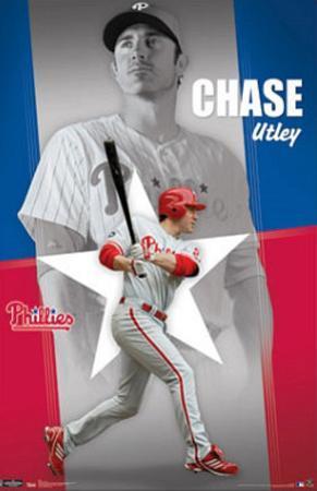 Philadelphia Phillies Chase Utley