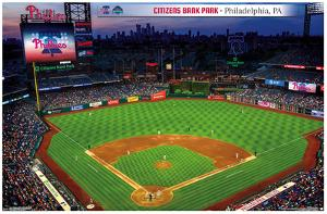 Philadelphia Phillies - Citizens Bank Park '19