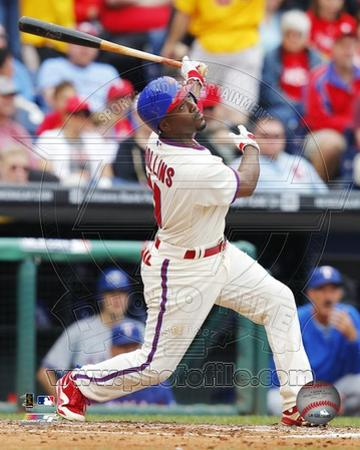 Philadelphia Phillies - Jimmy Rollins Photo