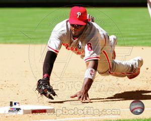 Philadelphia Phillies - Ryan Howard 2011 Action