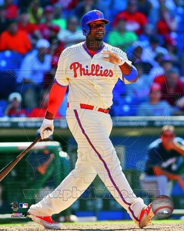 Philadelphia Phillies - Ryan Howard Photo