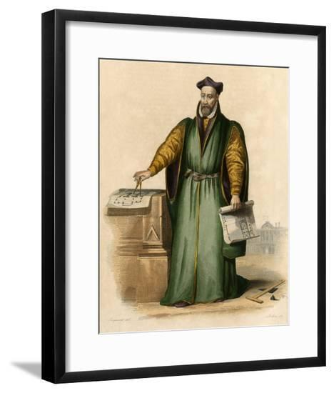 Philibert Delorme, Jacqua--Framed Giclee Print