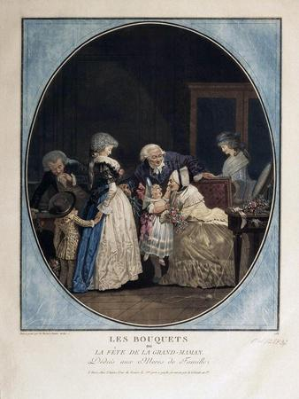 Congratulations on the Grandmother's Name-Day, 1788