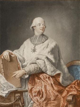 The Cardinal De Rohan, 1783