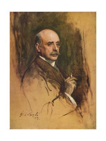 'Charles Holme: founder and first editor of The Studio', 1908
