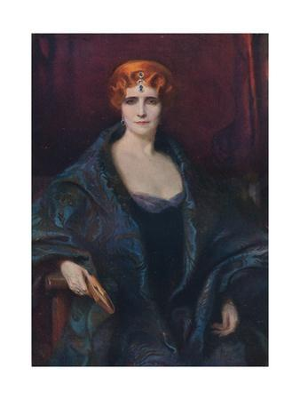 'Portrait of Mrs. Elinor Glyn', 1912