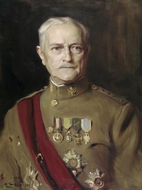 General John Pershing (1860-1948) 1933 by Philip Alexius De Laszlo