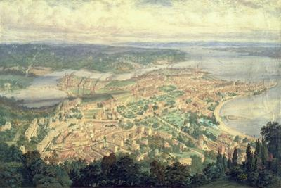 Southampton in the Year 1856 by Philip Brannon