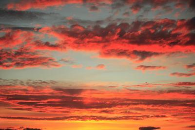 Colorful Sunset I